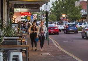 The changing face of inner-city Perth